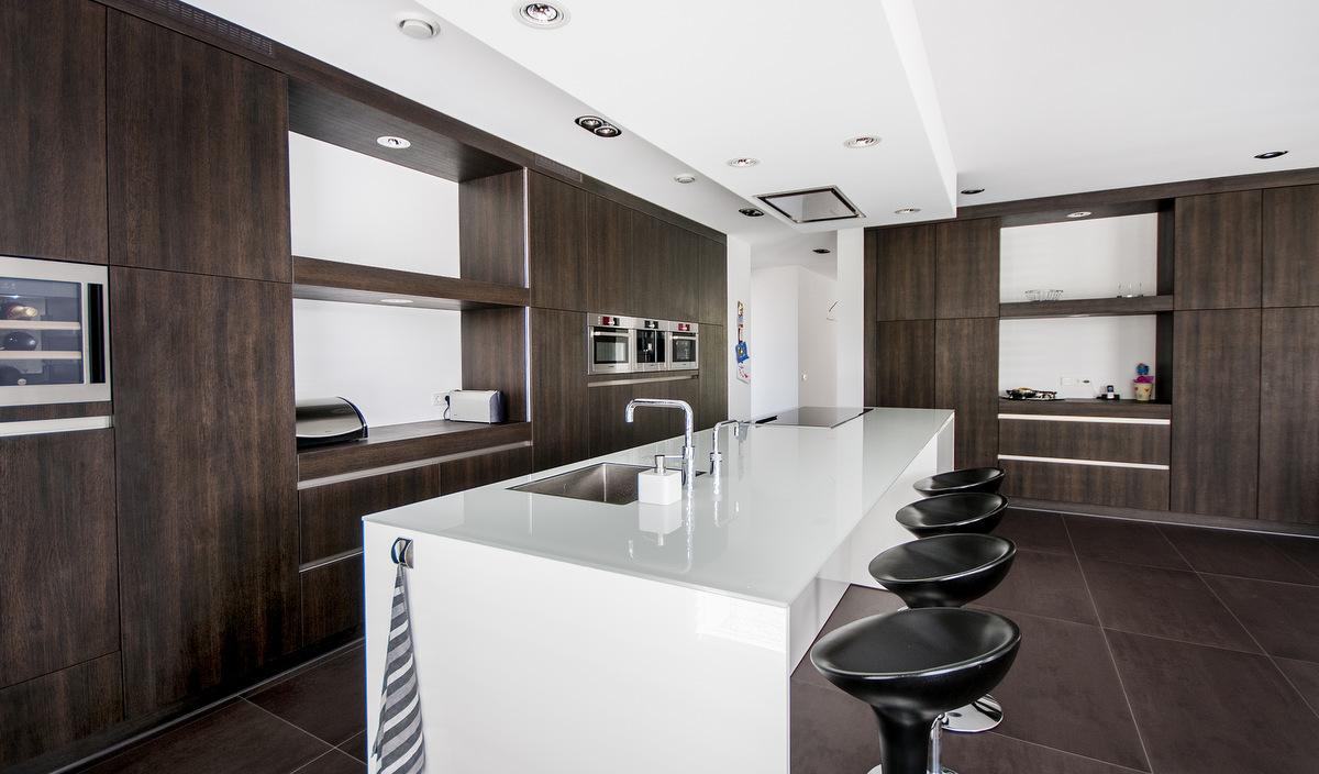 Keuken Met Quooker : Moderne Keukens van Van Diessen Keukens kenmerken zich door een strak