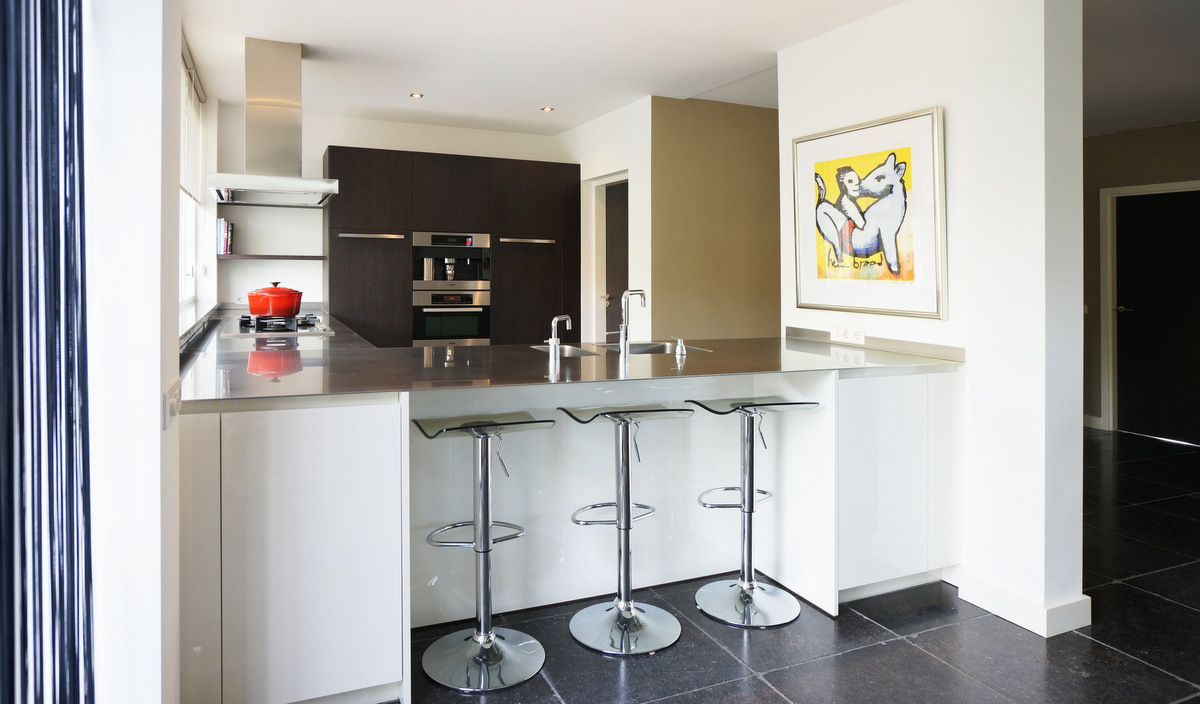 Moderne keukens van diessen keukens veldhoven - Fotos van keuken amenagee ...