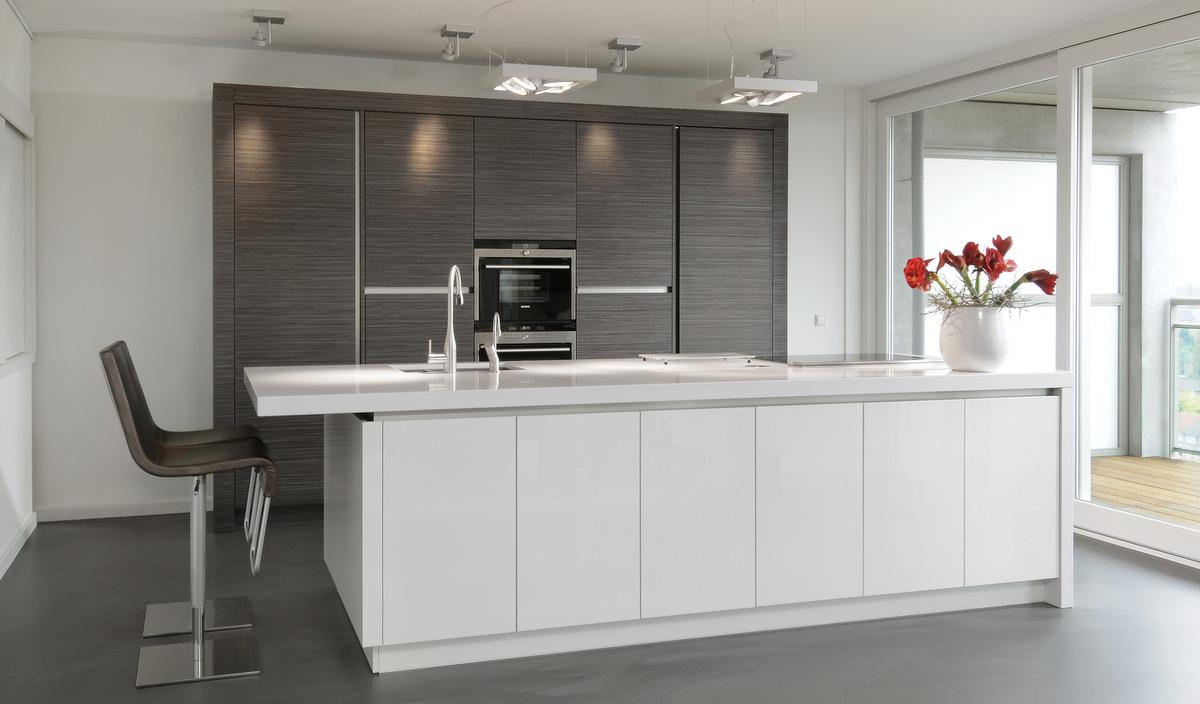 Keuken Strak Ikea : Greeploze keuken ikea: hoogglans keukens modern strak en chique