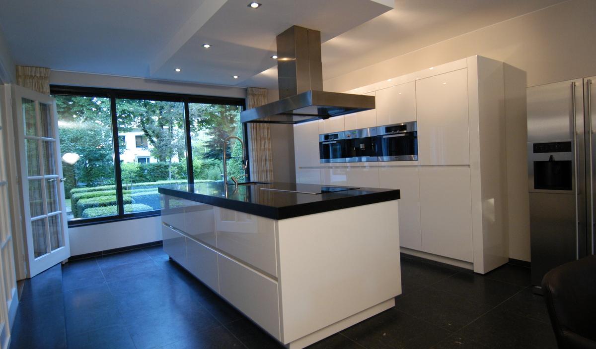 Moderne keukens van diessen keukens veldhoven - Moderne keukenfotos ...